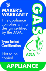 certified gas product