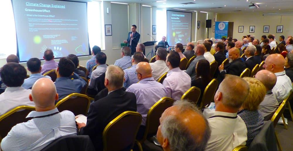 Bill Tabourlos presentation 2017 forum AGA