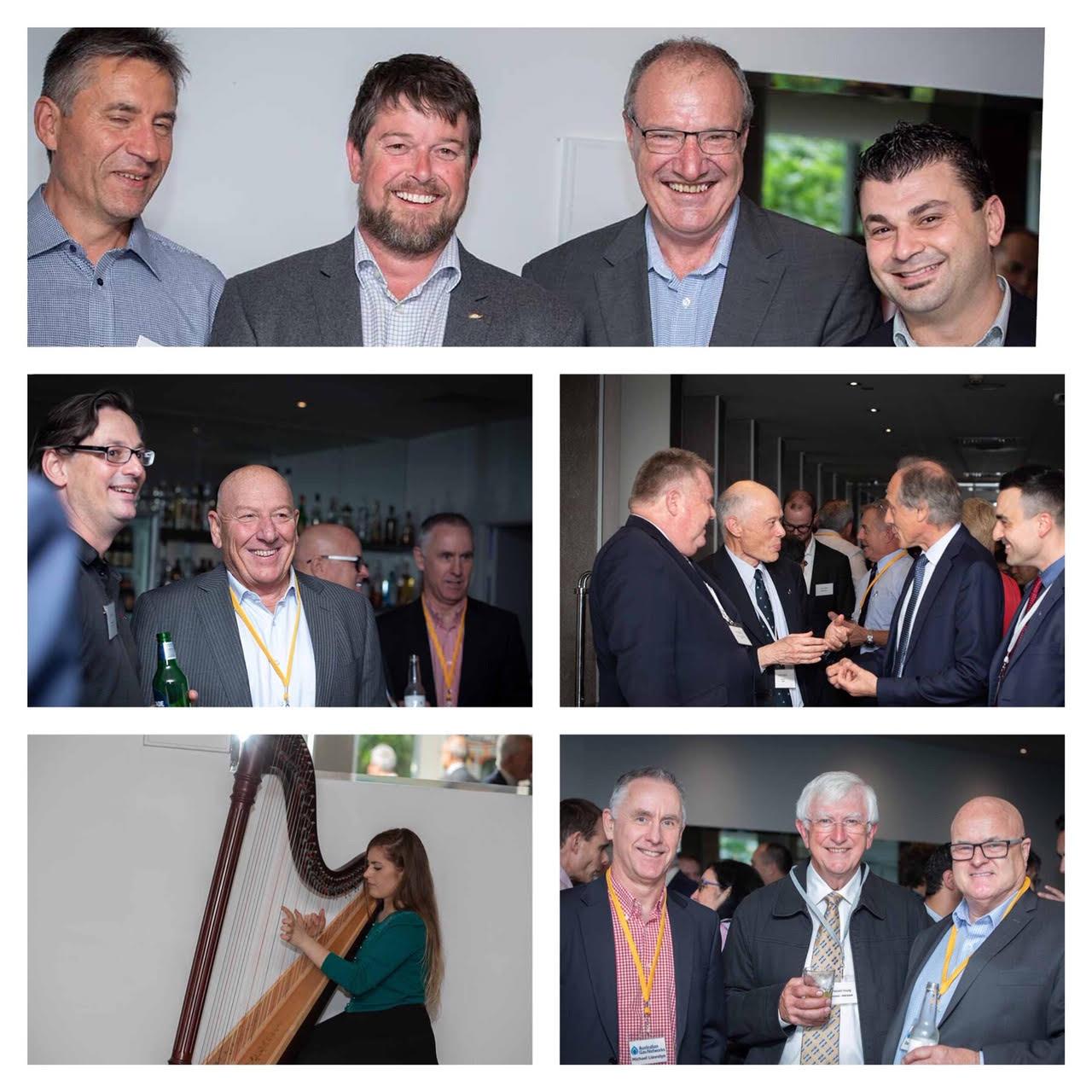 AGA Forum 2018 Moffat, SIT Comcater, Sitro AGN